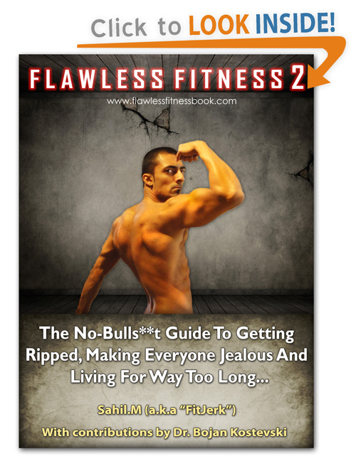Flawless Fitness 2 Book